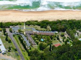 新南威尔士中北海岸钻石海滩度假酒店