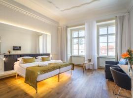 金星酒店,位于布拉格的酒店