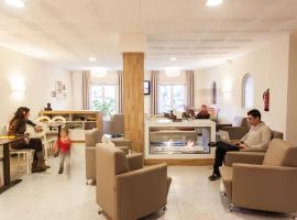 加泰罗尼亚里伯斯德福瑞泽酒店