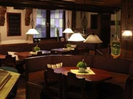 舒曾霍夫餐厅酒店