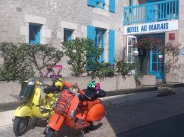 马莱酒店, 库隆