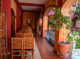 波萨达香格里拉卡瑟纳科尔特斯精品酒店