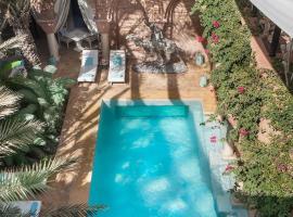 马拉喀什苏丹娜世界小型豪华酒店