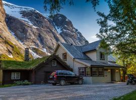 伦德旅客车站酒店, Lunde