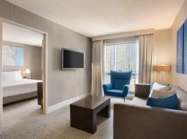 芝加哥/壮丽大道套房希尔顿酒店