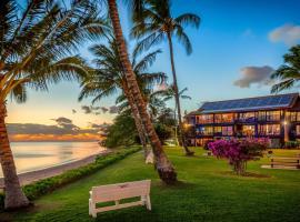 莫洛凯岛海岸城堡酒店