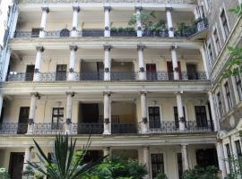 布达佩斯欧米茄酒店