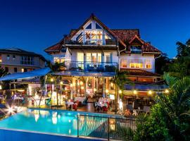 套房别墅酒店