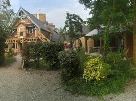 仙布雷斯霍特斯弗鲁尔德赛尔酒店,位于库埃斯农河畔罗的旅馆