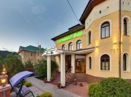 Sosnoviy Bor Hotel, 伊热夫斯克