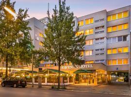 柏林市斯坦格里茨区拉文纳诺富姆酒店