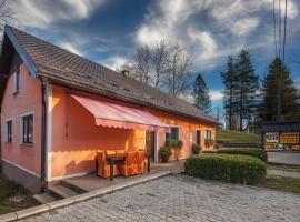 Guest House Slavica,位于耶泽尔采的旅馆