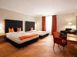 佛罗伦萨别墅酒店,位于美因河畔法兰克福的酒店