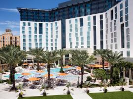 西棕榈滩希尔顿酒店