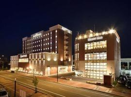 WBF旭川大酒店, 旭川