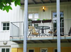 Ferien-Wohnung am Menzer-Park