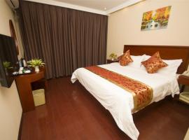 格林豪泰泰安万达广场汽车站快捷酒店,位于泰安的酒店