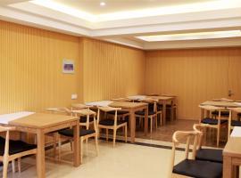 格林豪泰湖北省宜昌市三峡大学商务酒店