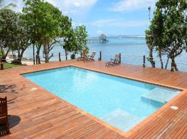 斐济之星度假屋, 科罗雷乌
