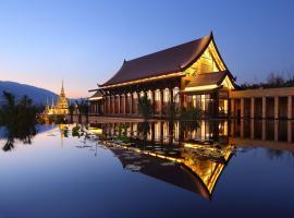 西双版纳融创万达文华别墅度假酒店,位于景洪市的酒店