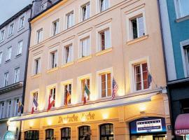 德意志橡树酒店 ,位于慕尼黑的酒店