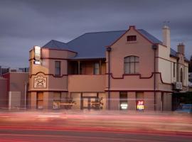 克罗斯基斯汽车旅馆