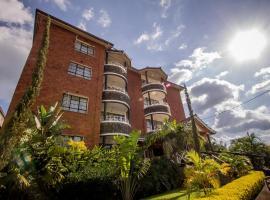 Magharibi Garden Hotel, Kisii (Nyamira附近)