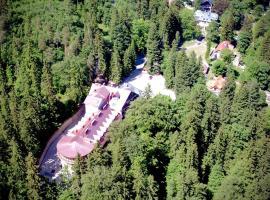 Hotel EUROPA - Górnicza Strzecha, 斯克拉斯卡波伦巴