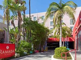 西好莱坞华美达酒店