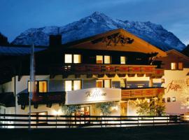 雷夫尔斯酒店, 皮茨河谷圣莱昂哈德