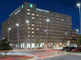 波士顿洛根机场使馆套房酒店