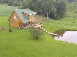 Aratsaare Holiday home