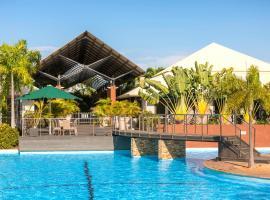 凯布尔海滩保护区盛橡度假酒店