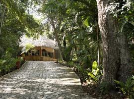 蒂卡尔丛林小屋酒店