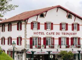 特里奇特酒店-咖啡馆, 康博莱班