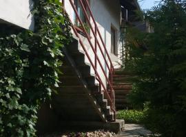 Apartment Těchov