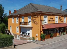 瑞雷沃斯格斯酒店, Monthureux-sur-Saône