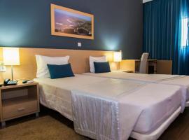 圣地亚哥酒店, Praia