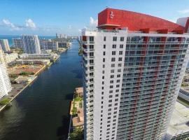 海滩步道顶楼31楼公寓