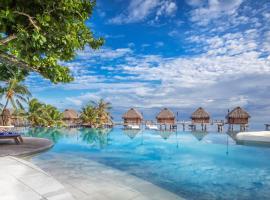 莫雷阿摩纳海滩度假酒店