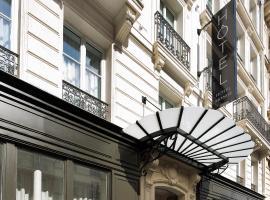 蒙赫酒店,位于巴黎的酒店
