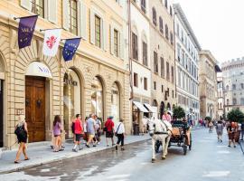 米卢酒店,位于佛罗伦萨的酒店