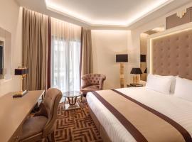 华美达伊斯坦布尔金角湾酒店