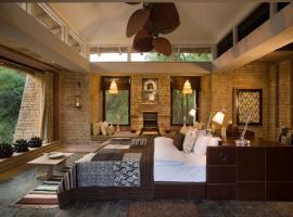 Pashan Garh Panna National Park - A Taj Safari Lodge