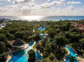 伊贝罗斯塔帕拉伊索海滨度假村,位于莫雷洛斯港的度假村
