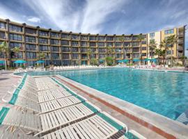 代托纳海滩夏威夷酒店