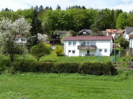 Ferienhaus am Gänserasen