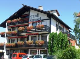 布兰德尔酒店