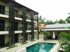 艾慕法广场酒店, 湄南海滩