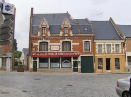 图尔克雷西酒店, Crécy-sur-Serre